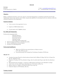 doc resume fresher cv samples for freshers doc