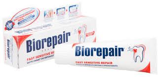 Зубная паста Biorepair Fast Sensitive Repair, для <b>чувствительных</b> ...
