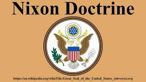 「The Nixon Doctrine」の画像検索結果