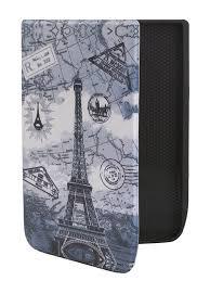 <b>Аксессуар Чехол BookCase</b> для Pocketbook 740 Print Tower - Чижик