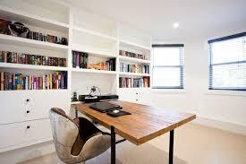 noe valley basement remodel modern home office basement home office