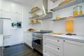 shelving open stainless steel wall shelf view in gallery shades of yellow on open stainless steel kitchen shelv