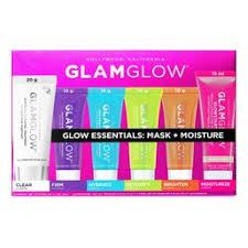 <b>GlamGlow</b> GLOW <b>ESSENTIALS</b>: <b>MASK</b> + MOISTURE <b>Набор</b> по ...