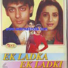 Image result for film (ek ladka ek ladki)(1992)