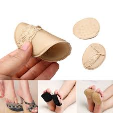 1/2/<b>5pairs Women</b> Forefoot Insoles Invisible High Heeled Shoes/Slip ...