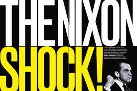 「two nixon shocks」の画像検索結果