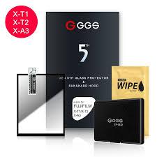 <b>GGS Fifth Generation for</b> FUJIFILM x t1/x t2/x a3 LARMOR screen ...