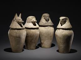 ian mummies essay ian mummies exploring ancient lives reveals secrets of ian streets canopic jars courtesy of the museum of applied arts amp sciences