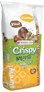 Купить <b>Корм Versele-Laga Crispy</b> Muesli Hamster для грызунов ...