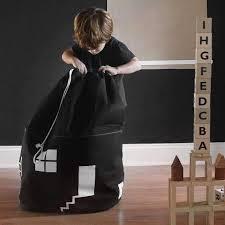 <b>Canvas House</b> Shape Toy <b>Storage</b> Hanging Bag for Kids ...