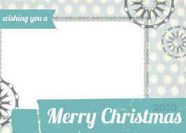 template christmas postcard template christmas postcard template medium size