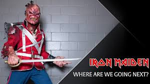 <b>Iron Maiden</b> - Where are we going next? - YouTube