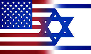 Image result for US-ISRAEL FLAG