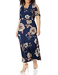 Our Favorite Plus-Size Floral Dresses: Clothing ... - Amazon.com