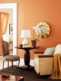 room orange wall color table love this orange as you can see there is nothing dull about this color