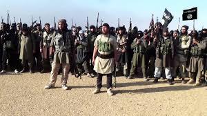 DƏHŞƏT: İŞİD-ə üzv olan kişilər də zorlanıblar