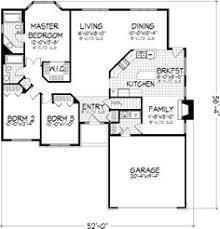 Bedroom Floor Plans Without Garage   Bedroom Design Ideas Small House Bedroom Floor Plans With Garage