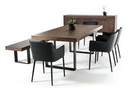 century modern reproduction gueridon dining table modrest lola modern walnut dining table