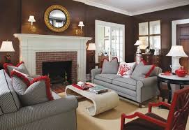cozy brown and grey living room on living room with gray ideas color combinations furniture 16 beautiful brown living room