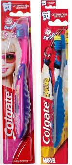 <b>Зубная щетка Colgate Smiles</b> для детей 5+, купить с доставкой на ...