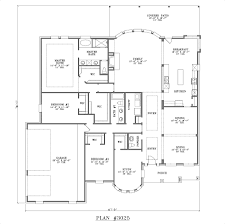 Single Story House Plans Design Interior Classic Single Floor    Single Story House Plans Design Interior Classic Single Floor House Plans