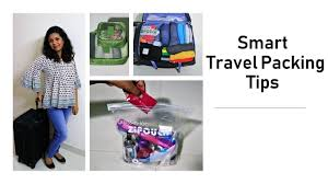 Smart <b>Travel Packing</b> Tips - How To <b>Pack</b> A <b>Suitcase</b> - YouTube
