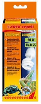 <b>sera Reptil Rainforest</b> compact 20 Вт - <b>лампа</b> для террариума