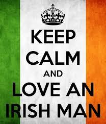 Keep Calm and Love an Irish Man   Sheamus   Pinterest   Keep Calm ... via Relatably.com
