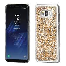 MYBAT For Samsung Galaxy S8 Rose Gold Hard <b>Crystal Case</b> ...