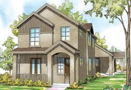 House Plan Blog   House Plans  Home Plans  Garage Plans  Floor    Rimrock     Mediterranean House Plan  Townhome plan