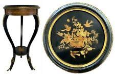 Деревянные столы черный антиквариат - огромный выбор по ...