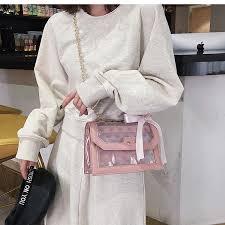 <b>TOYOOSKY</b> 2019 <b>Design</b> Luxury Brand <b>Women</b> Transparent ...