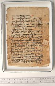 ancient writing materials paper u m library written on paper 71 2 265 full image front