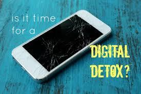 Hasil gambar untuk digital detox