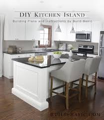 build kitchen island sink:  kitchen island project opener photo