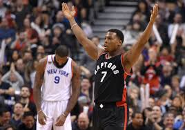 toronto raptors knicks have no chance kyle lowry