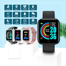 D13 Smart Watch <b>116 Plus</b> Smart <b>Bracelet</b> Fitness Tracker Blood ...