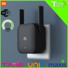 {Unifi Maxis} <b>Original Xiaomi Repeater</b> Pro 300M 2.4G <b>WiFi</b> ...