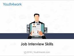 learn job interview skills 1 introduction