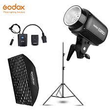 <b>Godox E250</b> 250Ws Photography Studio Flash Strobe Light + 50 x ...