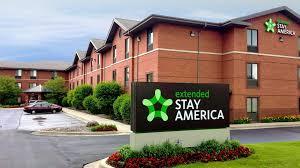Отель Extended Stay America - Detroit - Ann Arbor - <b>University</b> South