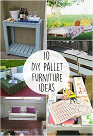 10 diy pallet furniture craft ideas amazing diy pallet furniture