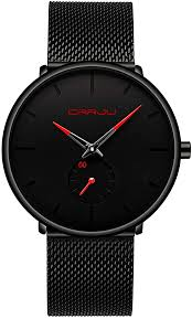 <b>Mens Watches</b> Ultra-Thin Minimalist Waterproof-<b>Fashion</b> Wrist ...