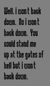 Tom Petty Lyric Quotes Crown. QuotesGram via Relatably.com
