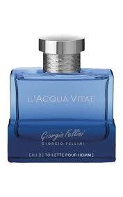 <b>Туалетная вода GIORGIO</b> FELLINI L 'acqua vitae Cristine Lavoisier ...