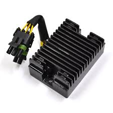 Motorcycle Metal <b>Voltage Regulator Rectifier For</b> BOMBARDIER ...