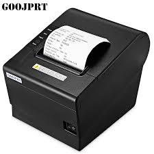 <b>GOOJPRT JP80H</b> UE 80mm Thermal Receipt Printer POS printer ...