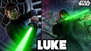 TOP 14 MOST INSANE POWERS of <b>LUKE SKYWALKER</b> - <b>Star Wars</b> ...