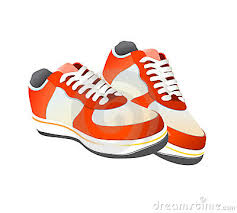 Image result for sneakers clip art