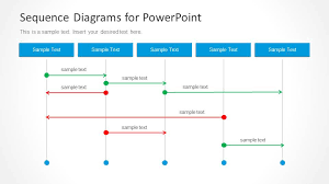 sequence diagrams for powerpoint   slidemodelsequence diagrams for powerpoint